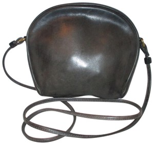 Coach Vintage Cowhide Leather Small 001 Cross Body Bag