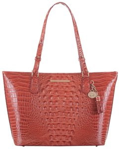 Brahmin Tote in Rose Quartz