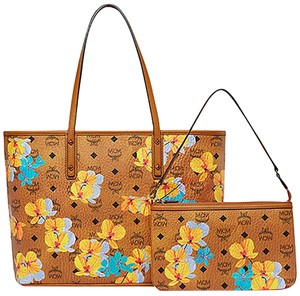 MCM Tote in brown
