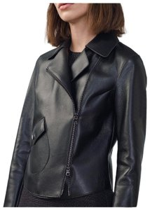 A|X Armani Exchange Leather Jacket