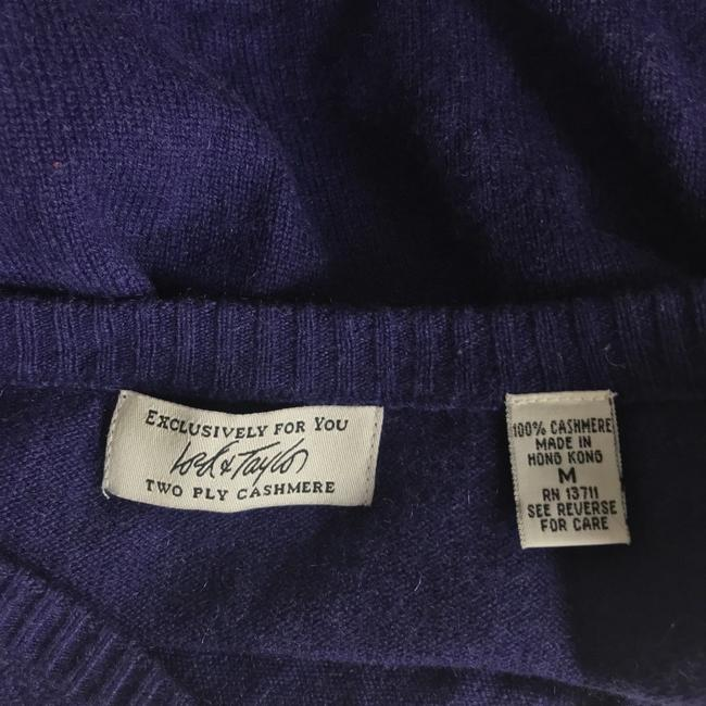 Lord & Taylor Sweater Image 3