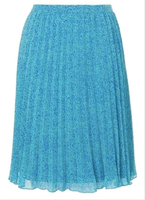 Preload https://img-static.tradesy.com/item/24347556/lk-bennett-blue-dama-printed-sunday-skirt-size-12-l-32-33-0-1-650-650.jpg