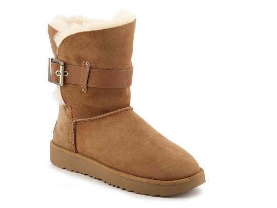 UGG Australia New Winter Uggs Chestnut Boots Image 0