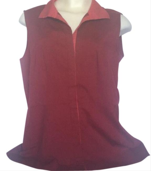Preload https://img-static.tradesy.com/item/24347737/lafayette-148-new-york-red-button-down-top-size-6-s-0-1-650-650.jpg