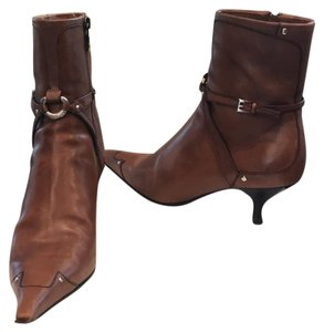 Prada light brown tan Boots