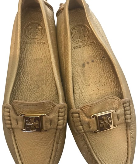 Tory Burch gold Flats Image 0