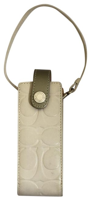 Item - White and Silver Tech Accessory