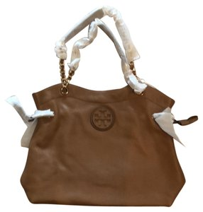 Tory Burch Tote in Cognac/Tan