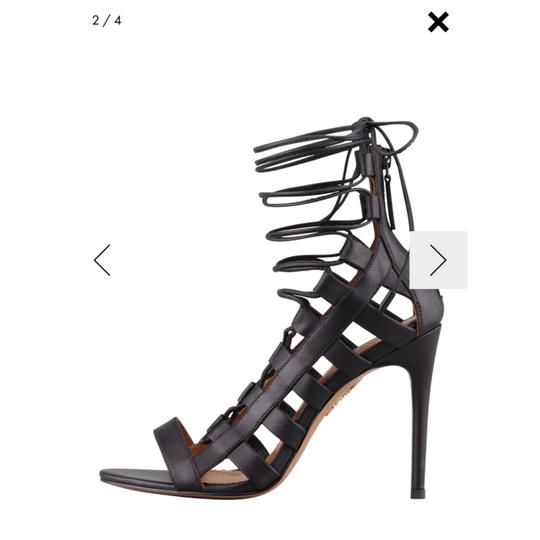 Aquazzura black Sandals Image 1