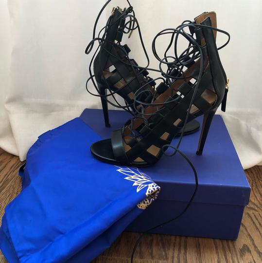 Aquazzura black Sandals Image 8