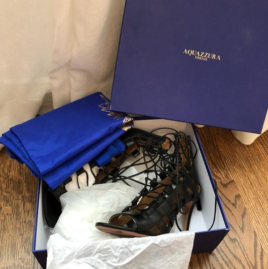 Aquazzura black Sandals Image 9