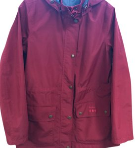 94554f1706e Red Barbour On Sale - Tradesy