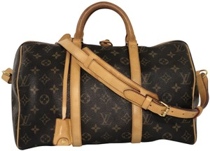 Louis Vuitton Coppola Coppola Mm Monogram Shoulder Bag