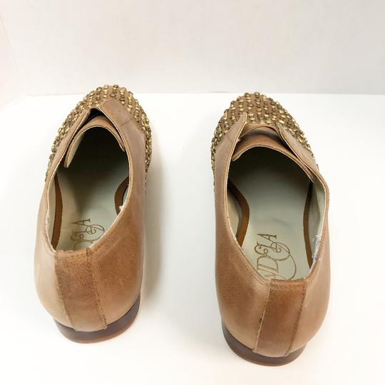 Anthropologie brown Flats Image 2