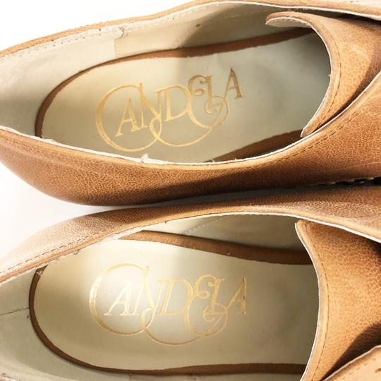 Anthropologie brown Flats Image 3