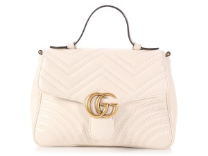 Gucci Gc.p1008.12 Top Handle Heart Brass Hardware Reduced Price Shoulder Bag