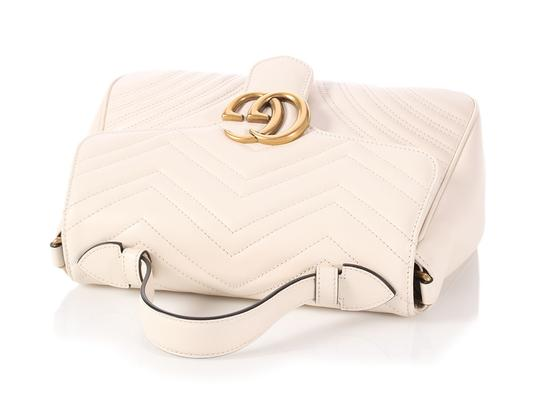 Gucci Gc.p1008.12 Top Handle Heart Brass Hardware Reduced Price Shoulder Bag Image 5