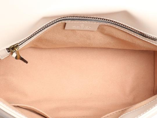 Gucci Gc.p1008.12 Top Handle Heart Brass Hardware Reduced Price Shoulder Bag Image 6