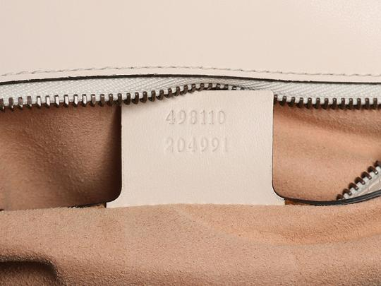Gucci Gc.p1008.12 Top Handle Heart Brass Hardware Reduced Price Shoulder Bag Image 7