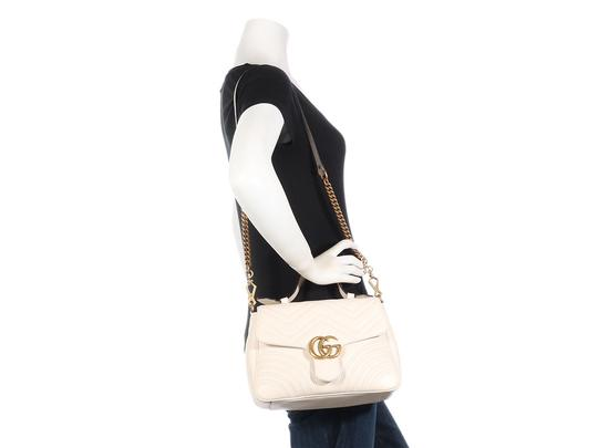 Gucci Gc.p1008.12 Top Handle Heart Brass Hardware Reduced Price Shoulder Bag Image 9