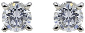 Cartier Cartier 0.49 total weight Round Brilliant Diamond Earrings Studs