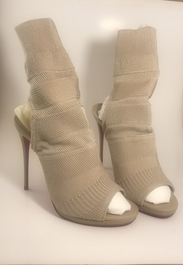 Christian Louboutin Beige Boots Image 2