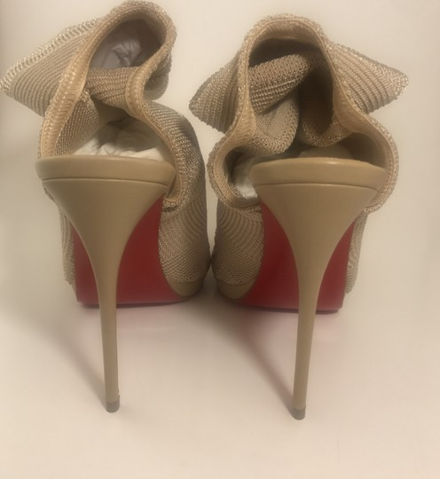Christian Louboutin Beige Boots Image 4