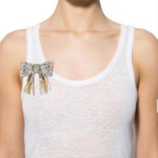 Alexis Bittar Alexis Bittar Mosaic Lace Bow Brooch Pin Image 7