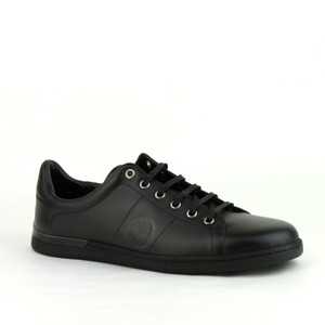 Gucci Leather Sneaker Black Athletic