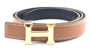 Hermès Constance 24mm Reversible Skinny Belt