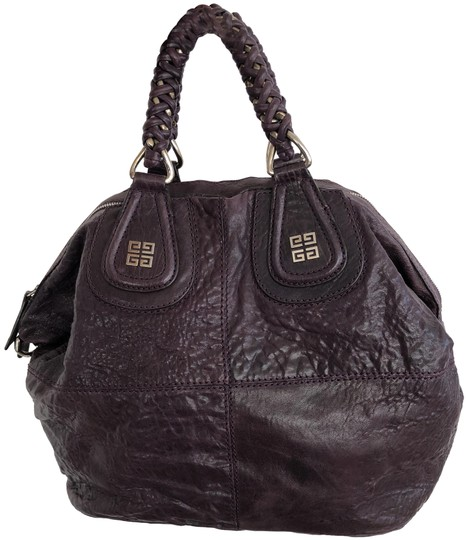 Givenchy Satchel in Purple Image 1