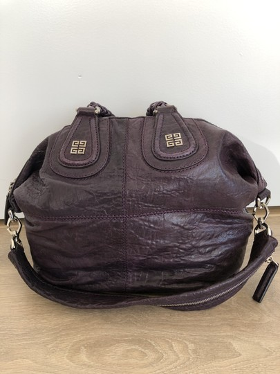 Givenchy Satchel in Purple Image 2