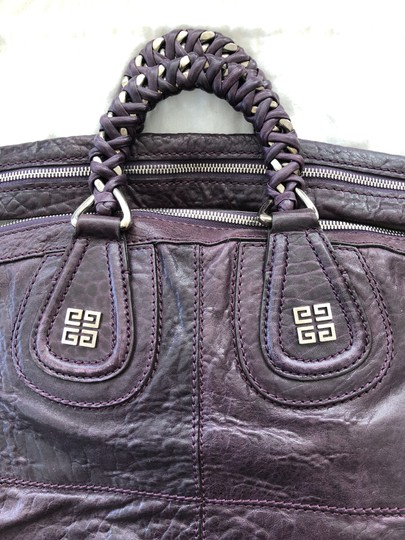 Givenchy Satchel in Purple Image 5