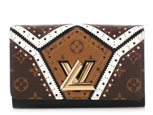 Louis Vuitton Lv Woc Lv.p1016.13 Perforated Gold Hardware Cross Body Bag