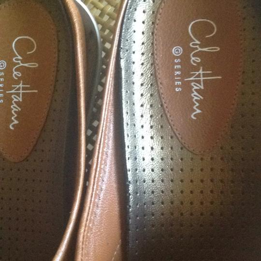 Cole Haan Tan leather. Flats Image 1