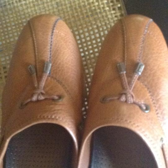Cole Haan Tan leather. Flats Image 3