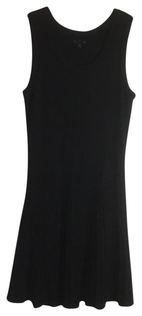Preload https://img-static.tradesy.com/item/24349003/banana-republic-black-fit-and-flare-mid-length-workoffice-dress-size-10-m-0-1-650-650.jpg