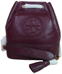 Tory Burch Tote in Burgundy