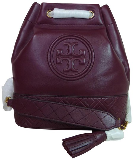 Preload https://img-static.tradesy.com/item/24349033/tory-burch-fleming-imperial-garnet-medium-bucket-burgundy-leather-tote-0-0-540-540.jpg