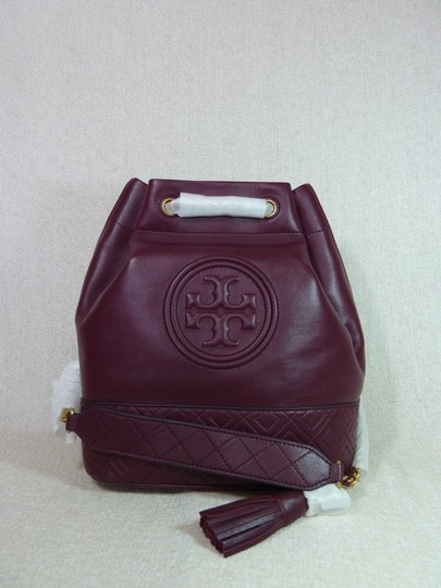Tory Burch Tote in Burgundy Image 1