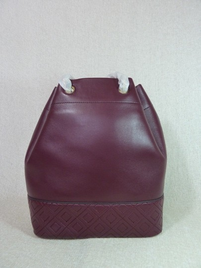 Tory Burch Tote in Burgundy Image 4