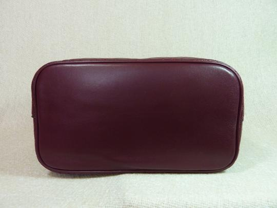 Tory Burch Tote in Burgundy Image 5