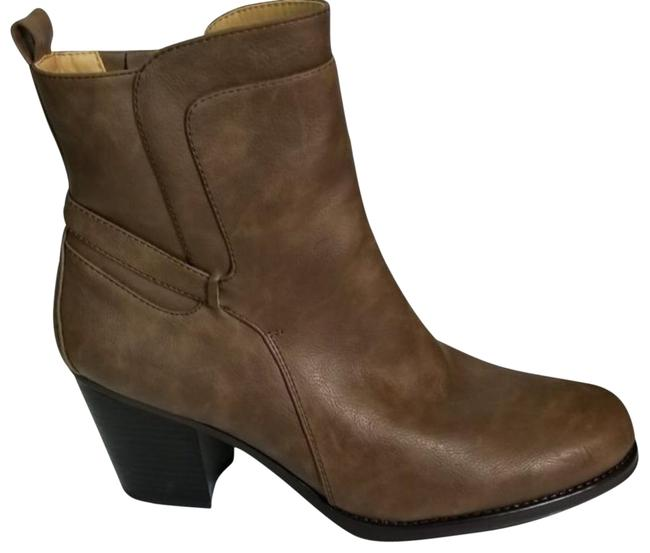 Naturalizer Brown Tiffany Boots/Booties Size US 6.5 Regular (M, B) Naturalizer Brown Tiffany Boots/Booties Size US 6.5 Regular (M, B) Image 1