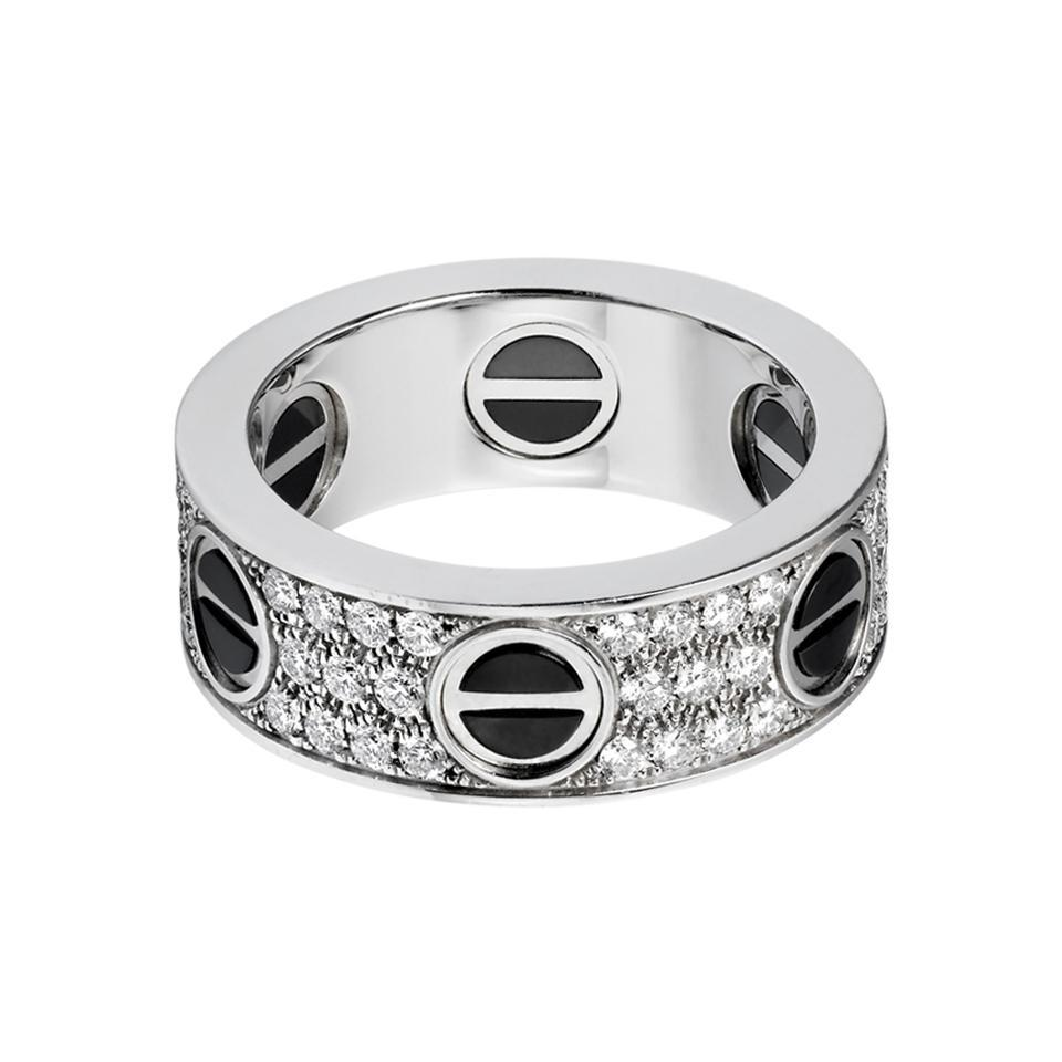 Mens Gold I Love You Ring