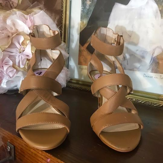 Vince Camuto TAN Sandals Image 1