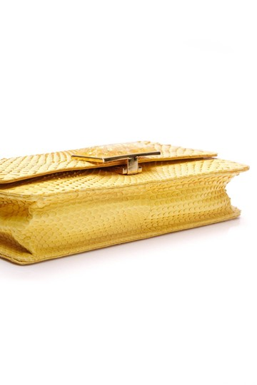Jane Bolinger Yellow Clutch Image 2