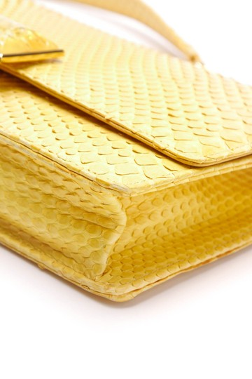 Jane Bolinger Yellow Clutch Image 3