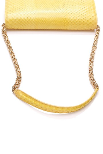 Jane Bolinger Yellow Clutch Image 4