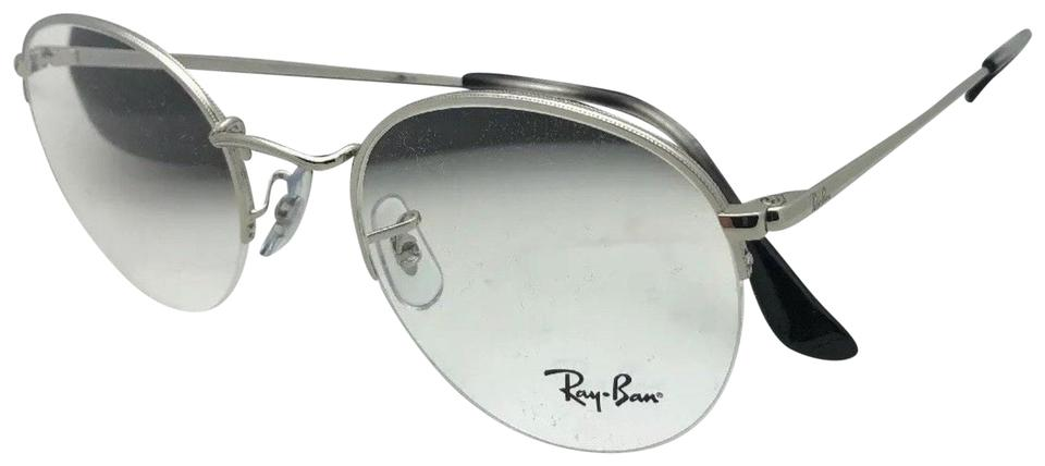 f3f3968fb2006 Ray-Ban New Rx-able Rb 3947v 2501 51-22 145 Round Semi Rimless ...