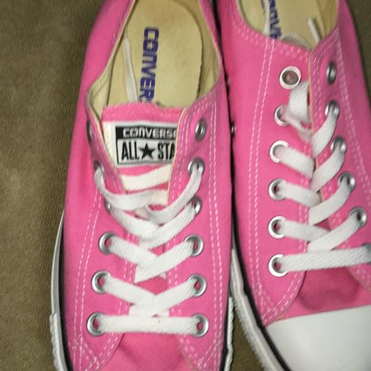 Converse pink Athletic Image 2